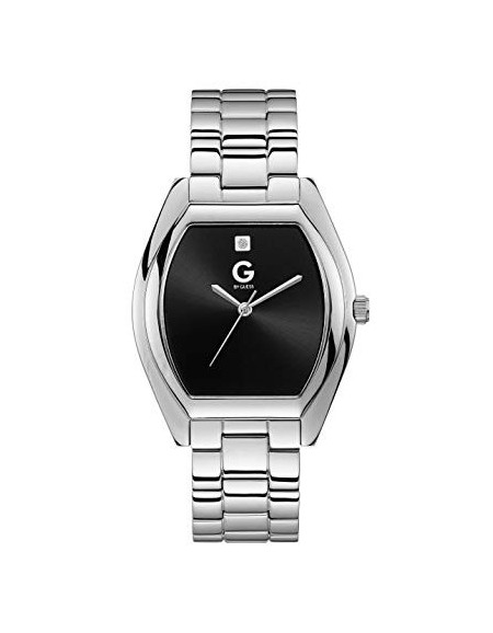 G By Guess Silver-Tone and...