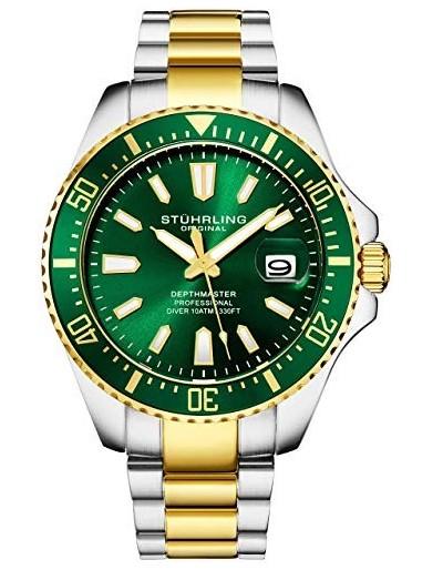 Stuhrling , Pro Diver Watch...